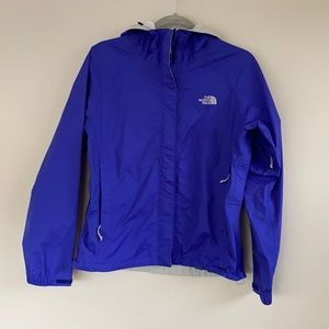 The North Face rain coat Size S